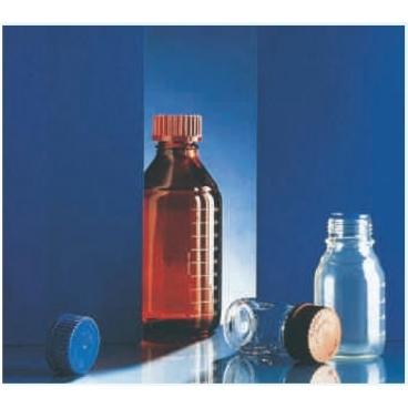 בקבוק מעבדה חום