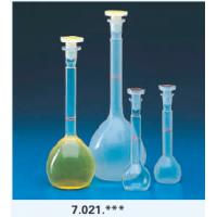 בקבוק מדידה פלסטיק פ.פ