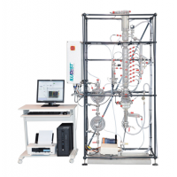 Teaching unit for thermal process engineering