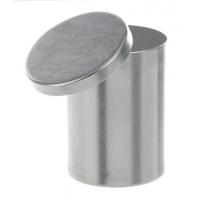 כוס אלומיניום עם מכסה